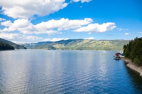 Bicaz Lake Izvorul Muntelui