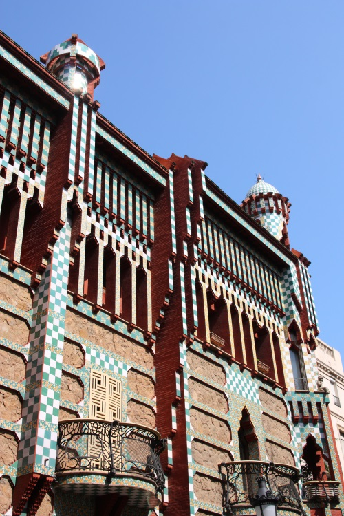 Casa Vicens World Heritage Gracia district