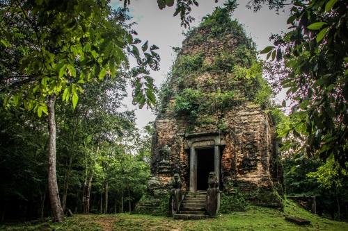 Le site archéologique de Sambor Prei Kuk Cambodge