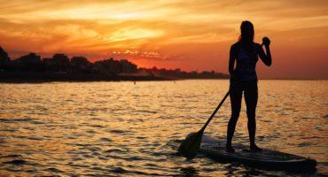 Les 5 meilleurs spots pour un voyage stand up paddle