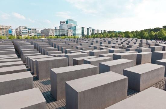 le Mémorial de l'Holocauste Berlin