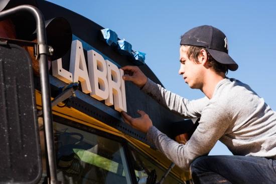 La Brigade Bus aménagement
