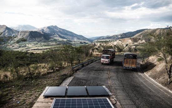 La Brigade Bus sur les routes d'Amérique latine