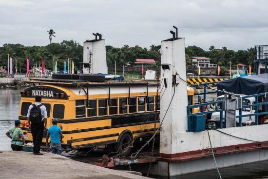 La Brigade School Bus Natasha
