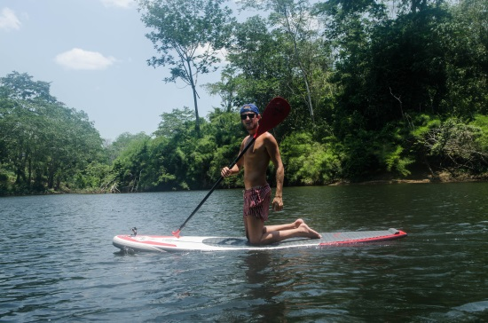 La Brigade paddle