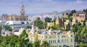 Destination de la semaine : Malaga