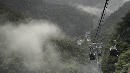 cable car zhangjiajie national park wulingyuan