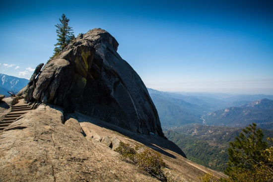 Moro Rock Californie