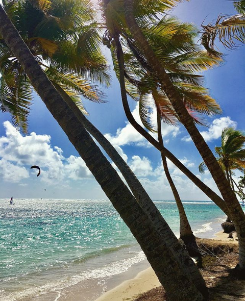 Spot pour les freestylers - Guadeloupe, Martinique