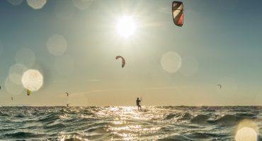 10 destinations de rêve pour un kite-trip en hiver !