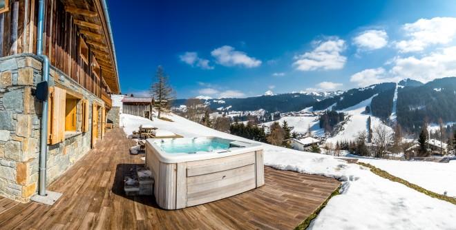 Appartement au ski