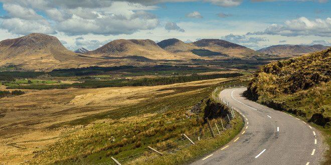 Sur les routes d'Irlande