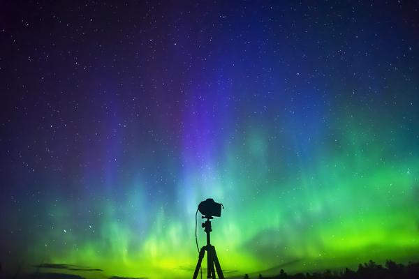 Aurore-boreale-photographie