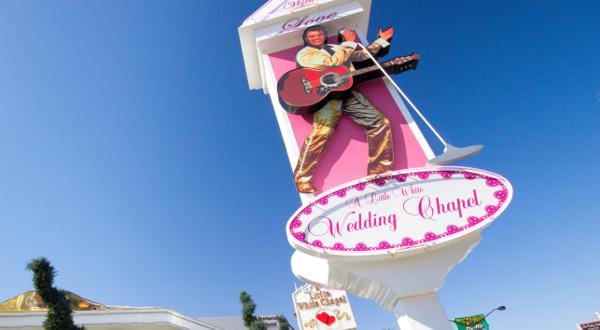 Chapel Elvis Presley, Las Vegas
