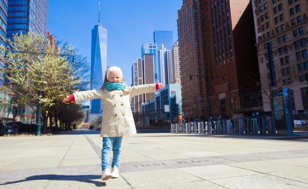 Fillette-Newyork