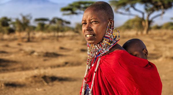 Mère-enfant-kenya