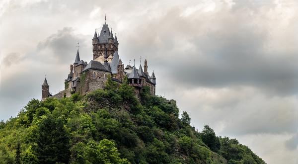 Château de reichsburg