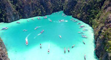 Faut-il aller à Koh Phi Phi, la baie de «La Plage» ?