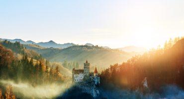 Tour du monde des plus beaux châteaux