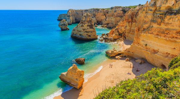 Algarve-plage