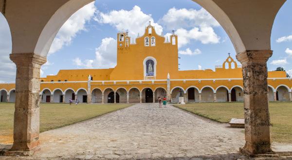 Yucatan, izamal