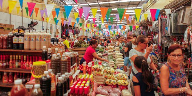 Mexique-merida-Voyage-marché