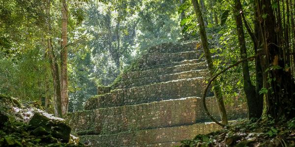 Ruines-Mayas