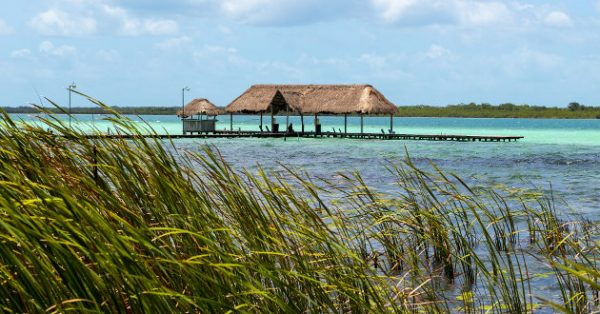 Bacalar-Mexique