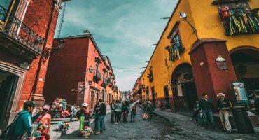 Destination de la semaine : le Mexique !