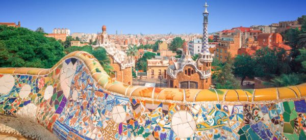 Park-Guell-Barcelone