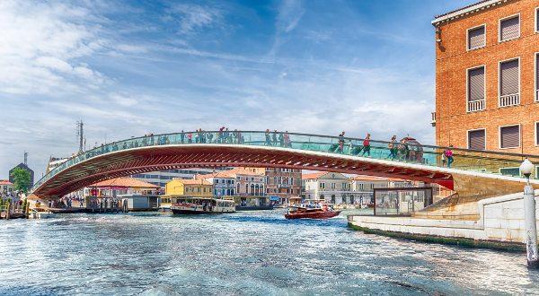 Pont-Calatrava-Venise