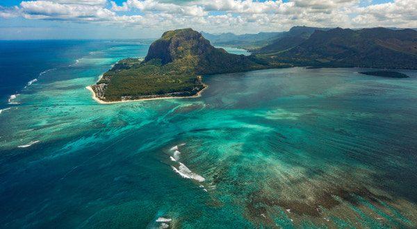 Le morne, île Maurice