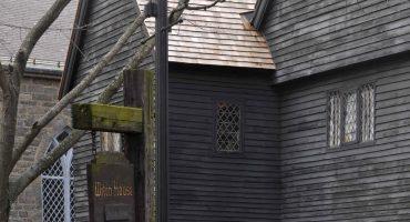 Un Halloween à Salem