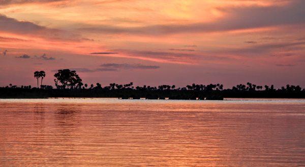 Couché de soleil Côte d'Ivoire