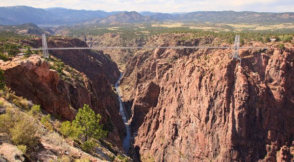 Royal Gorge Bridge, USA