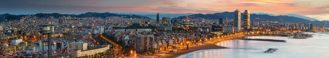 Barcelone, capitale de la Catalogne pour un Erasmus au bord de la mer