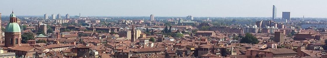 Bologne, ville italienne et européenne où se situe la première université ayant été fondé