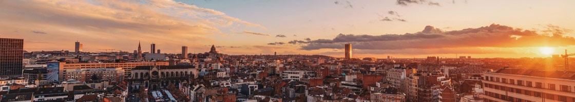 Bruxelles, capitale de la Belgique et européenne, acceuille chaque année un grand nombre d'Erasmus