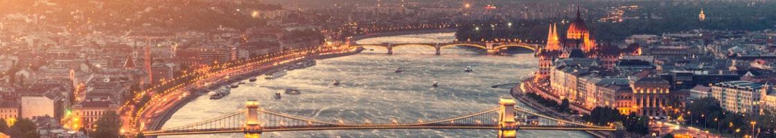 Budapest, perle du Danube, ville de plus en plus demandée par les étudiants Erasmus