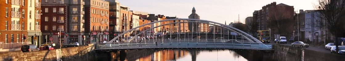 Dublin, capitale de l'Irlande, pour vivre un Erasmus festif