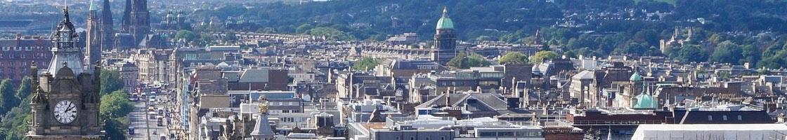 Edimbourg, capitale de l'Ecosse, pour un Erasmus à deux pas des Highlands