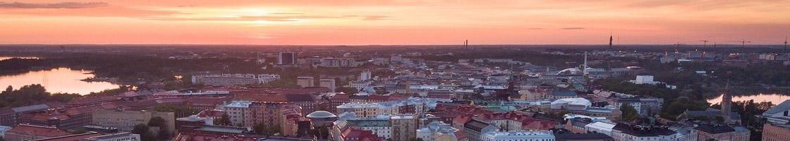 Helsinki, capitale de la Finlande et parmi les destinations les plus demandées
