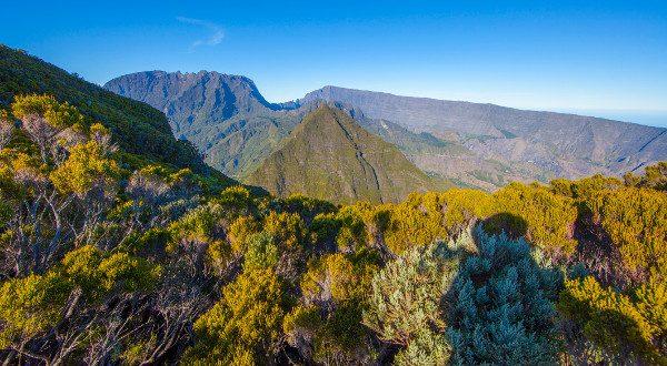 Mafate Réunion iStock
