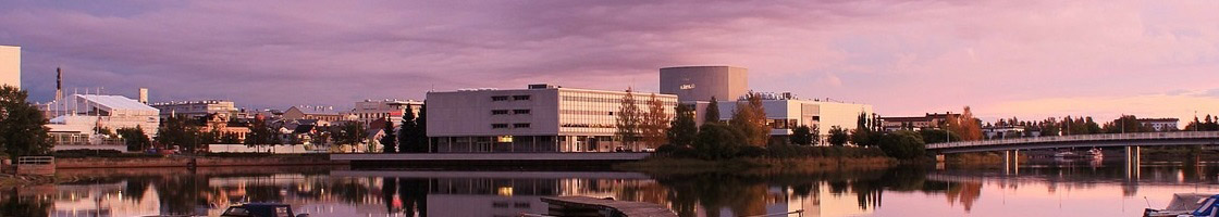 Oulu, au Nord de la Finlande et destination de plus en plus demandée par les Erasmus