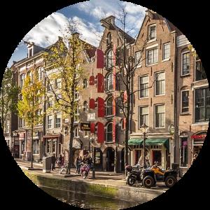 Erasmus aux Pays-Bas