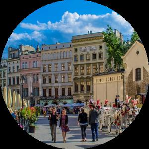 Erasmus en Pologne