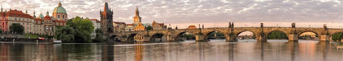 Prague, capitale de la République tchèque, destination Erasmus réputée pour son système universitaire