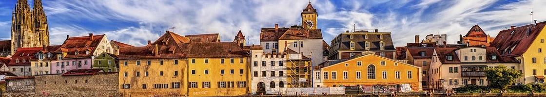 Ratisbonne, pour vivre un Erasmus en plein coeur de la Bavière