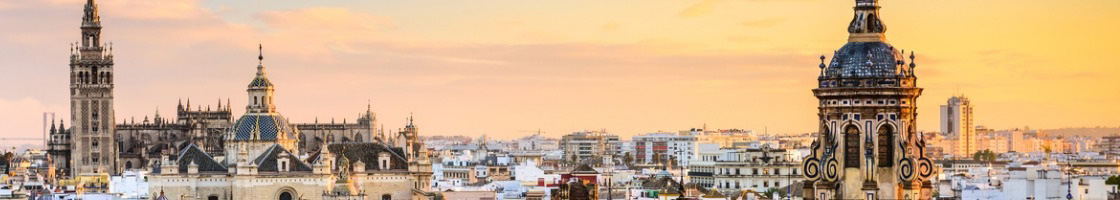 Séville, capitale de l'Andalousie et destination recherchée par les Erasmus