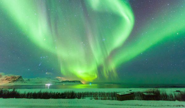 aurores bauréales Islande